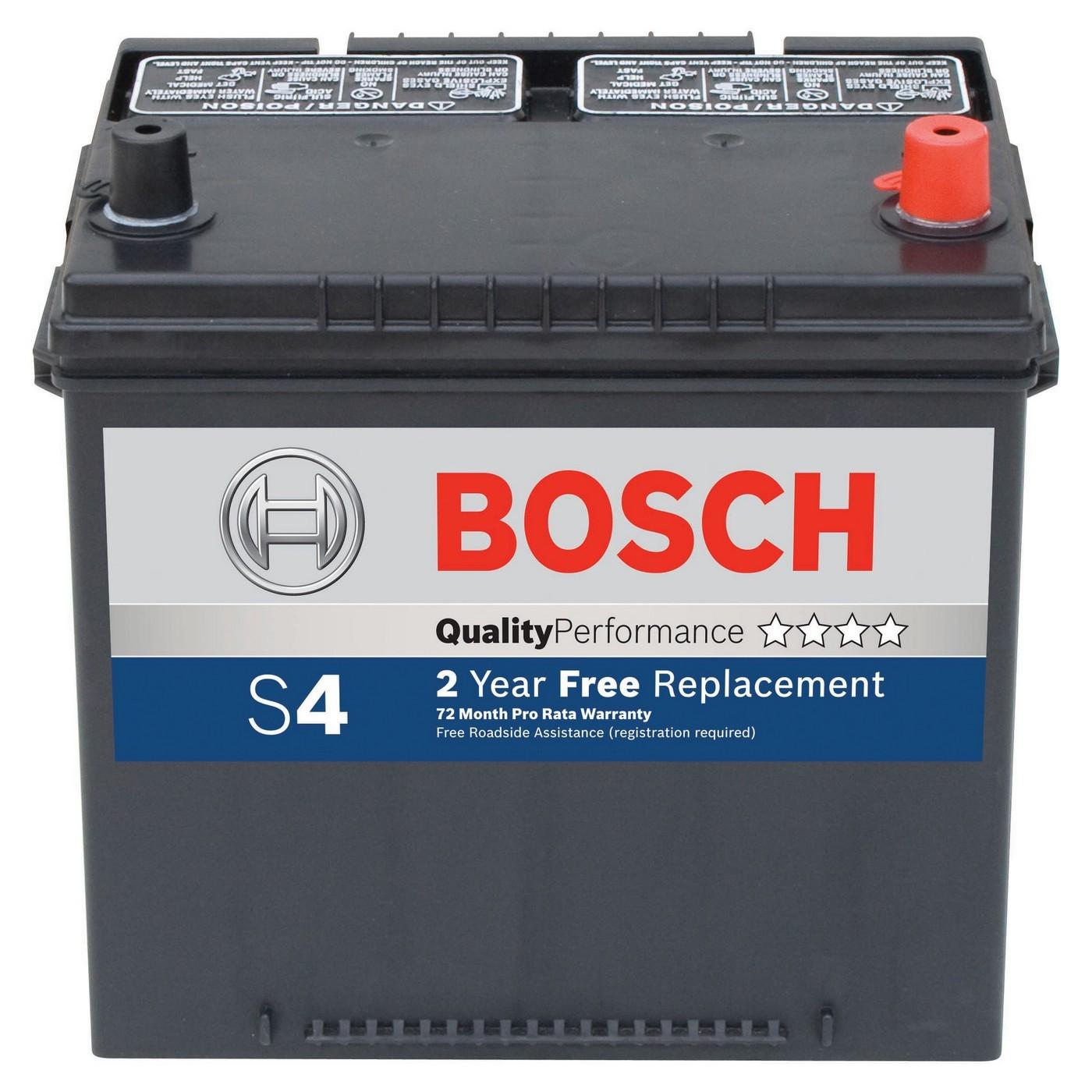 S4 Battery Bosch Auto Parts