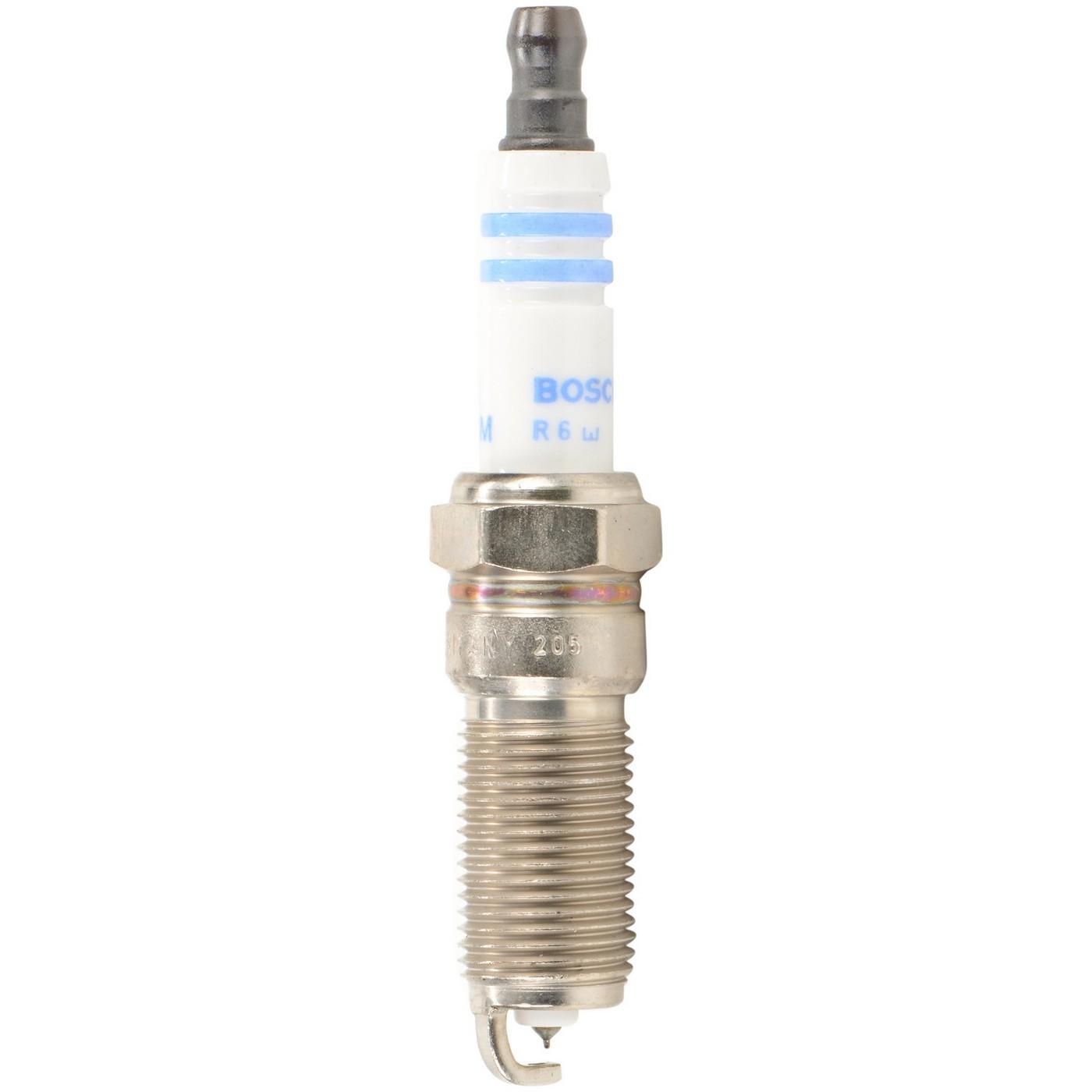Double Platinum Spark Plugs Bosch Auto Parts 2003 Gmc Envoy Diagram Engine Car And Component