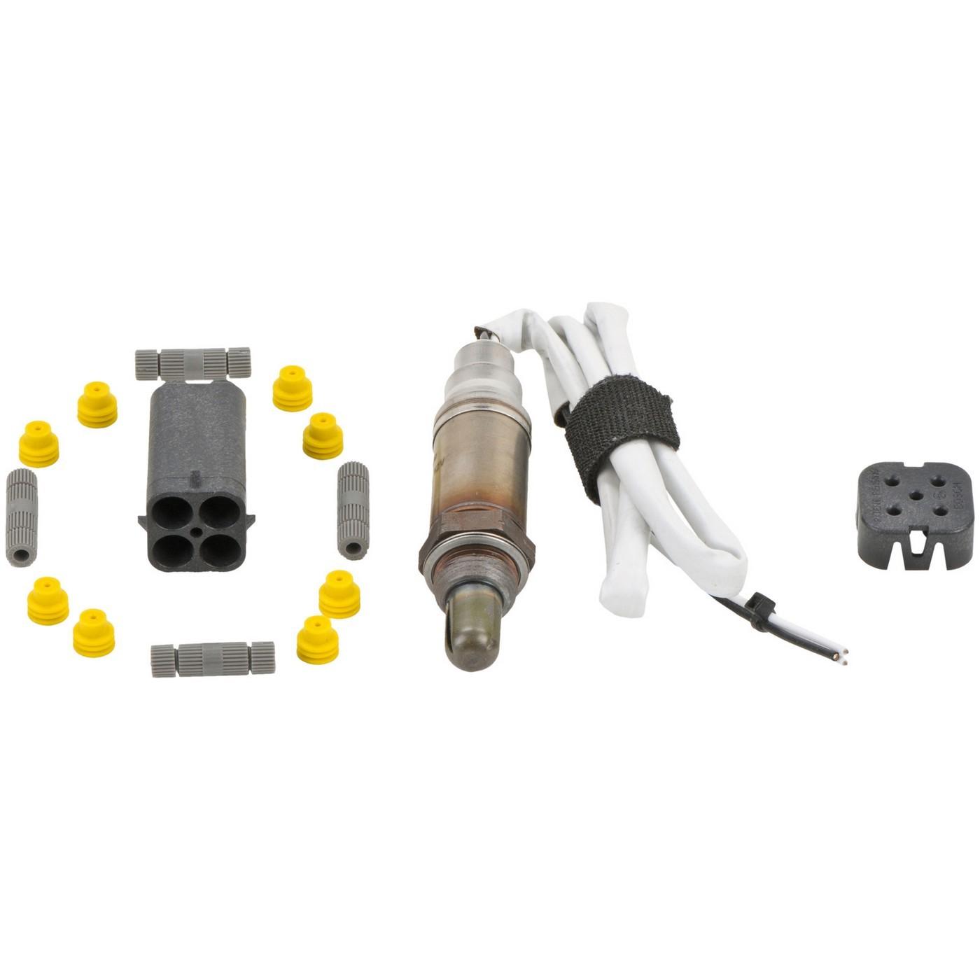 Bosch Oxygen Sensor Wiring Diagram Toyota Solutions Corolla Sensors 15725 Residential Electrical Symbols O2