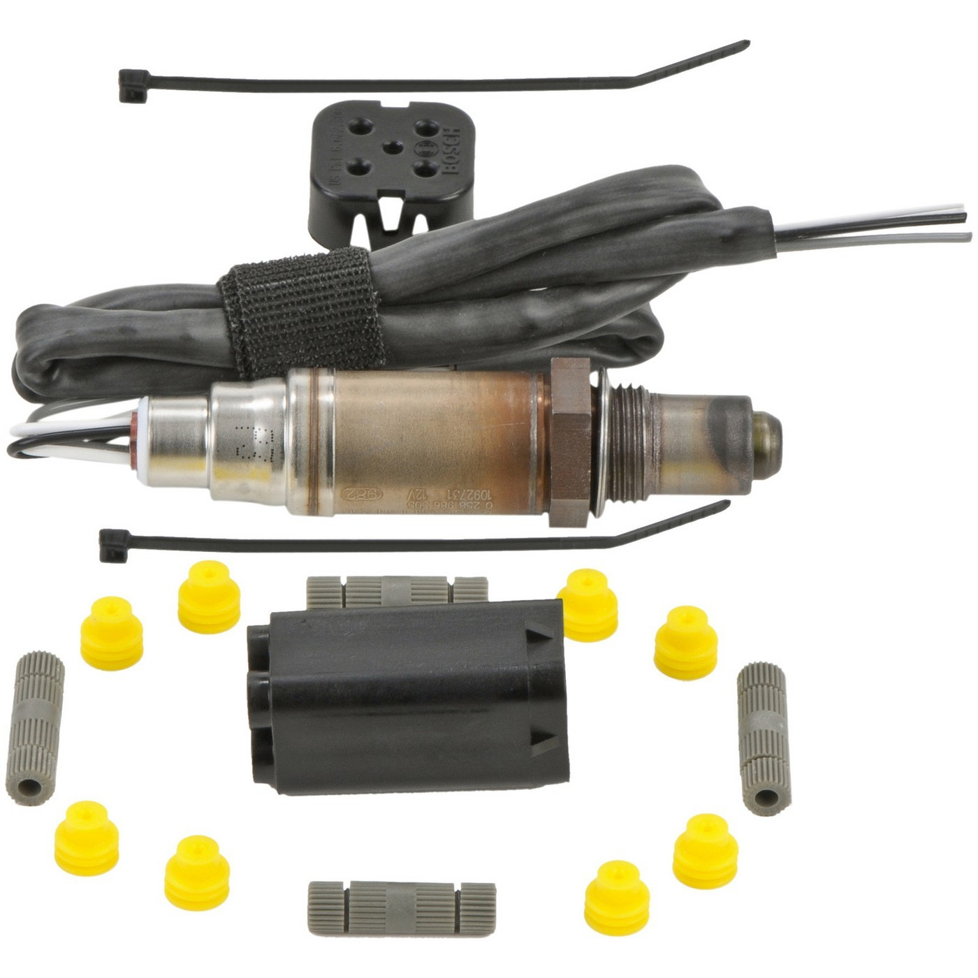 Universal Oxygen O2 Sensors Bosch Auto Parts Wiring Sensor Premium With Oe Smartlink Are Quick And Easy To Install Each Has Two Feet Length Of Wire Allow Maximum