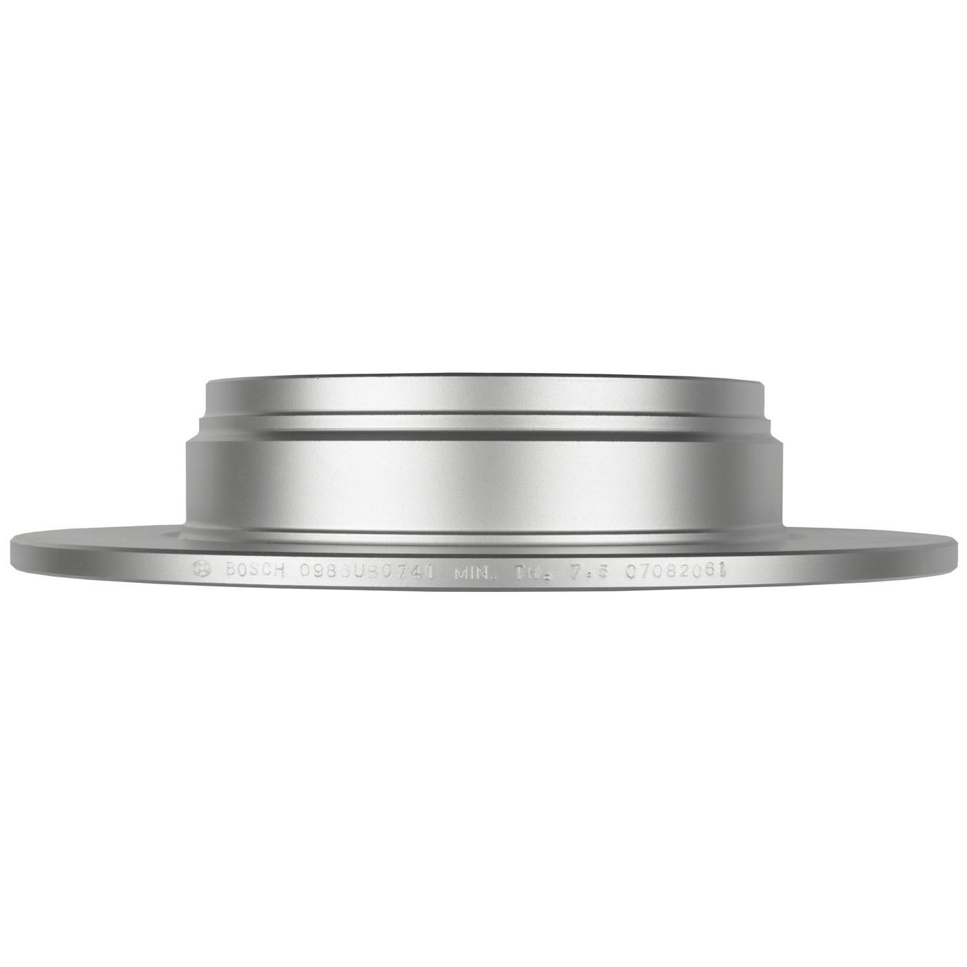 Bosch 26010747 QuietCast Premium Disc Brake Rotor
