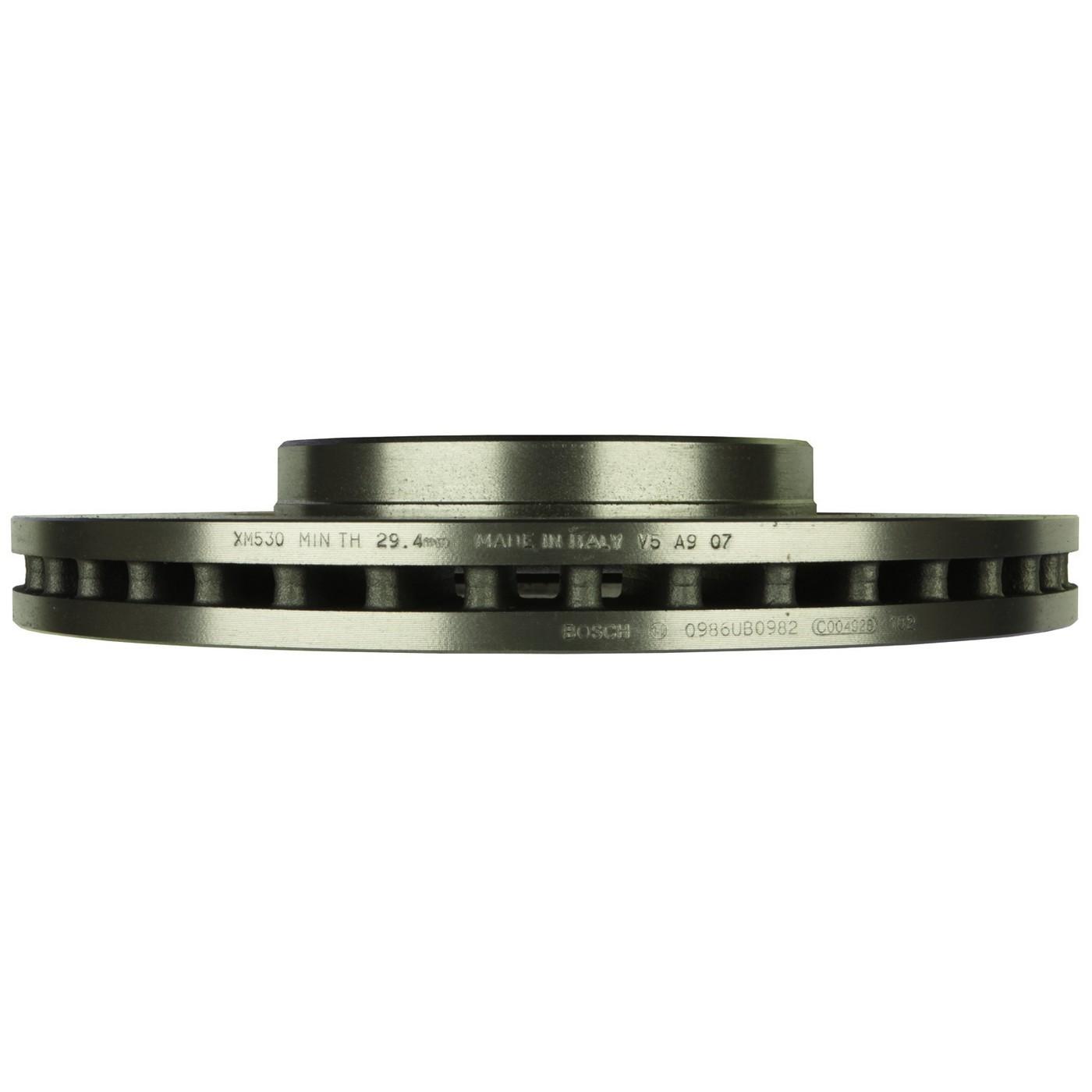 Bosch 36010988 QuietCast Premium Disc Brake Rotor