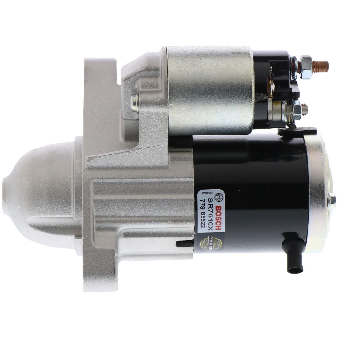 Rebuilt Engine Starters   Bosch Auto Parts