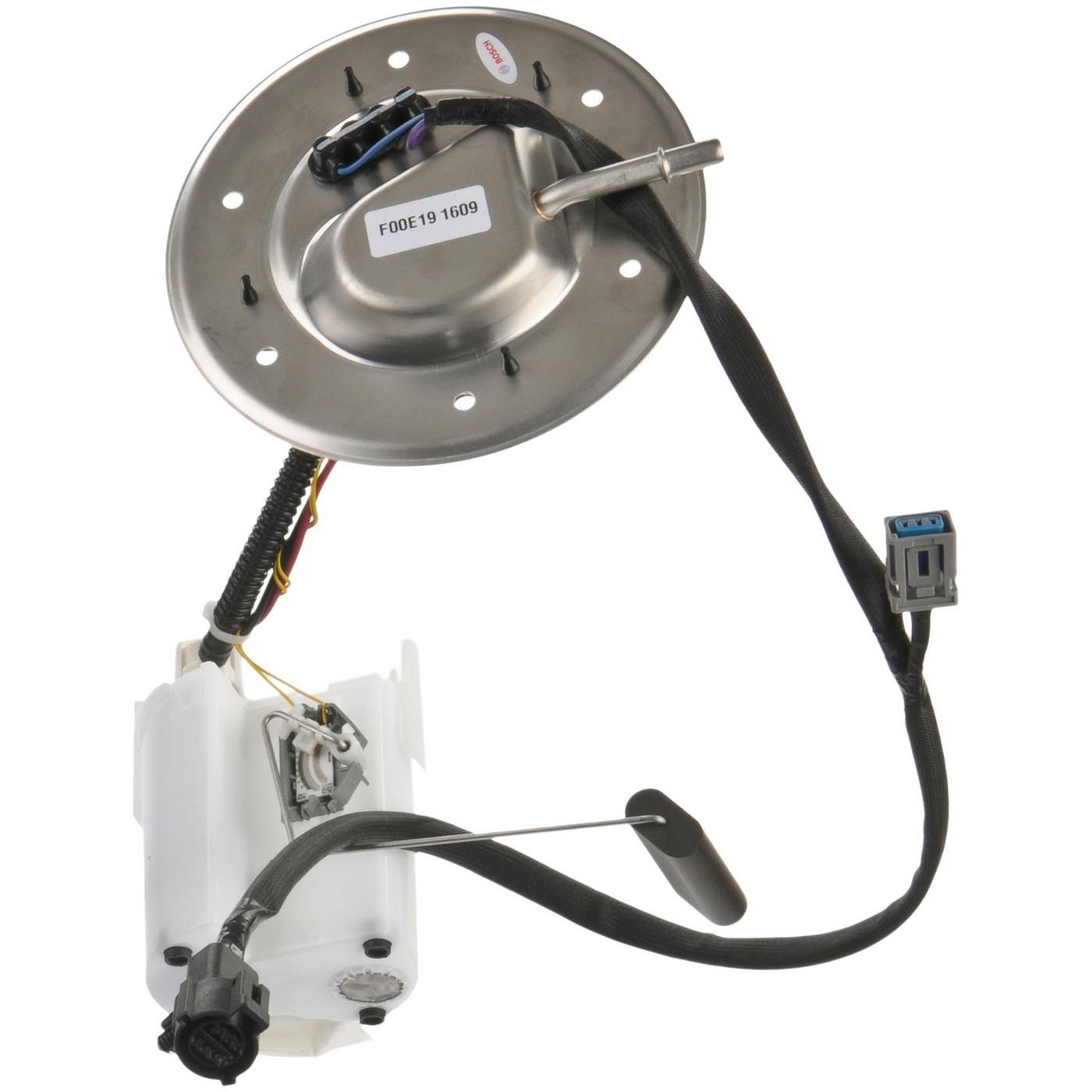 Fuel Pump Assemblies Bosch Auto Parts 1995 Nissan 300zx Filter